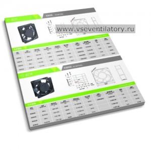 Компактные вентиляторы (кулеры)